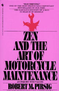 Bók: Zen and the art of Motorcycle Maintenance
